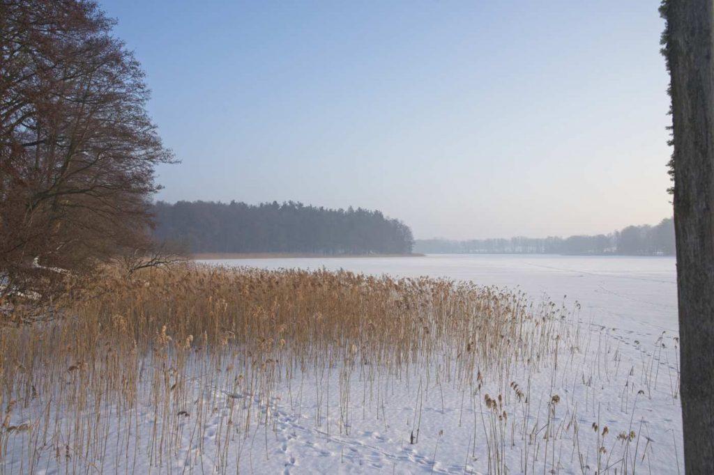 jezioro holny co robic w sejnach sejnenszczyzna zamarzniete jezioro