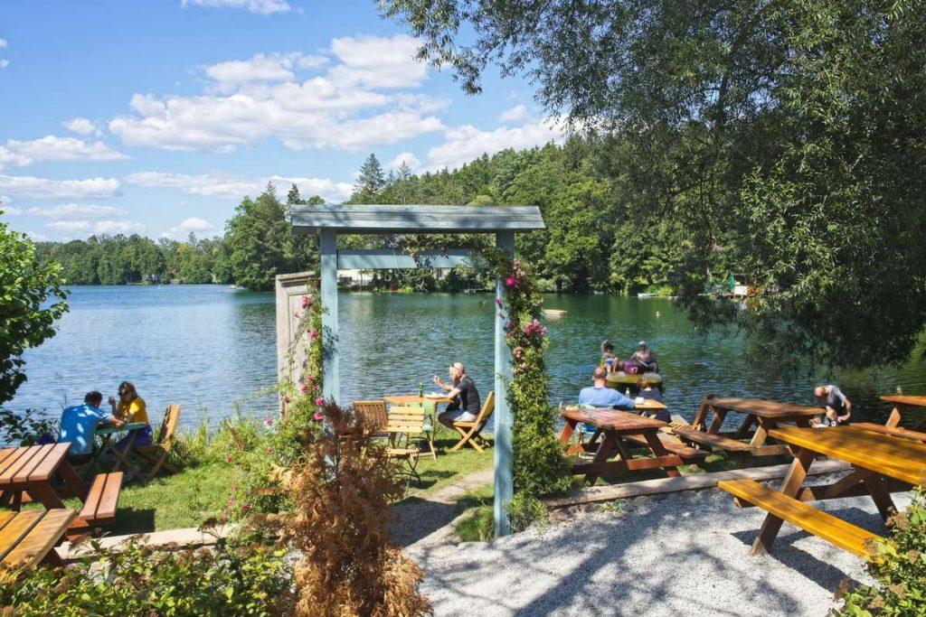 lagow jezioro wojewodztwo lubuskie najczystsze polskie jeziora pojezierze lagowskie