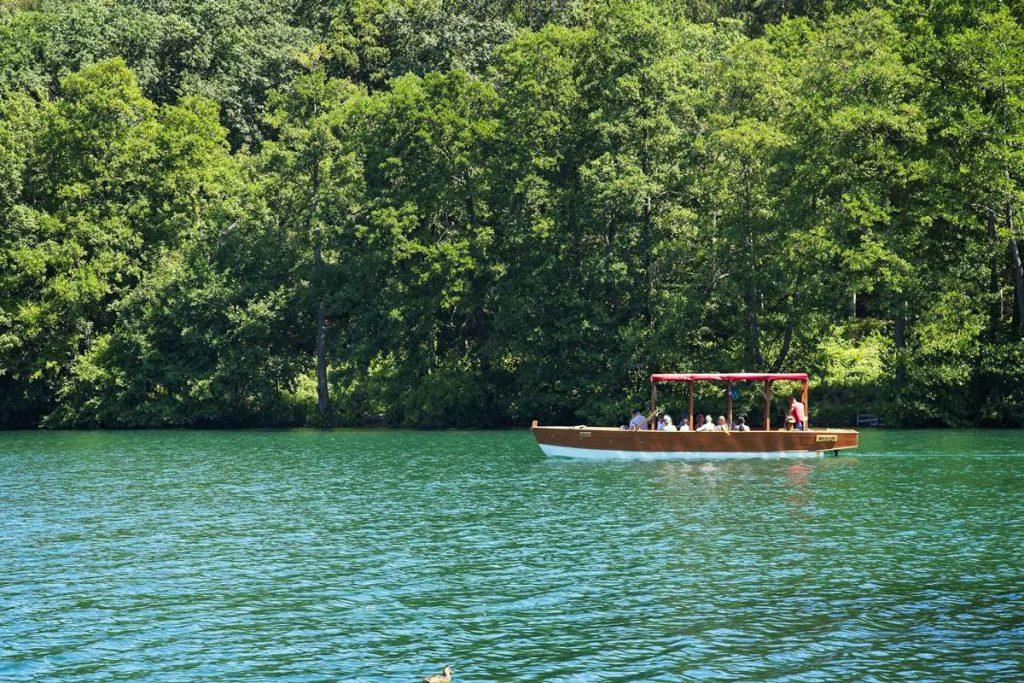 gdzie jechac nad jezioro lagow pojezierze lagowskie