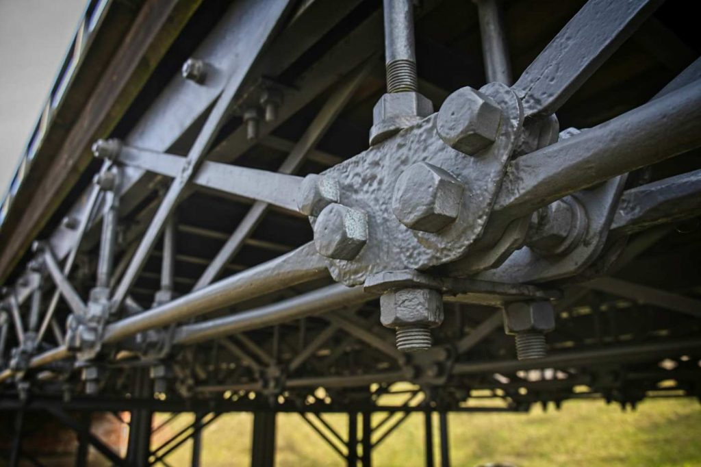 fort bema most rozkręcany mechanizm